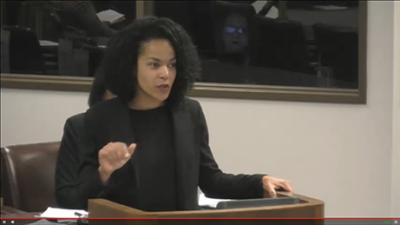 Morgan testifies