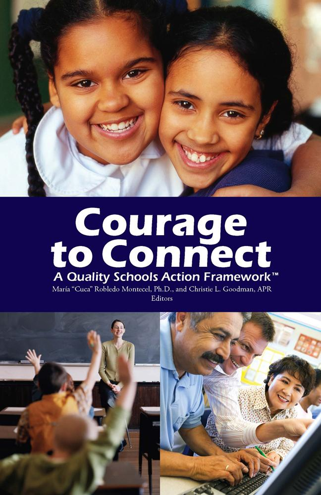Courage to Connect cover
