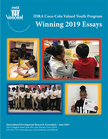 essay booklet cover