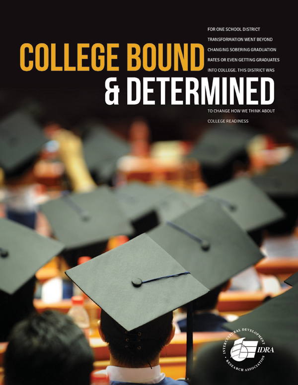 College Bound and Determined cover