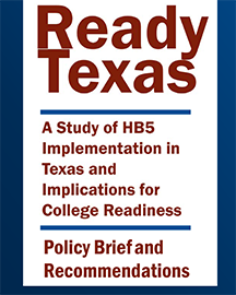 Ready Texas _ Policy Brief and Recommendations