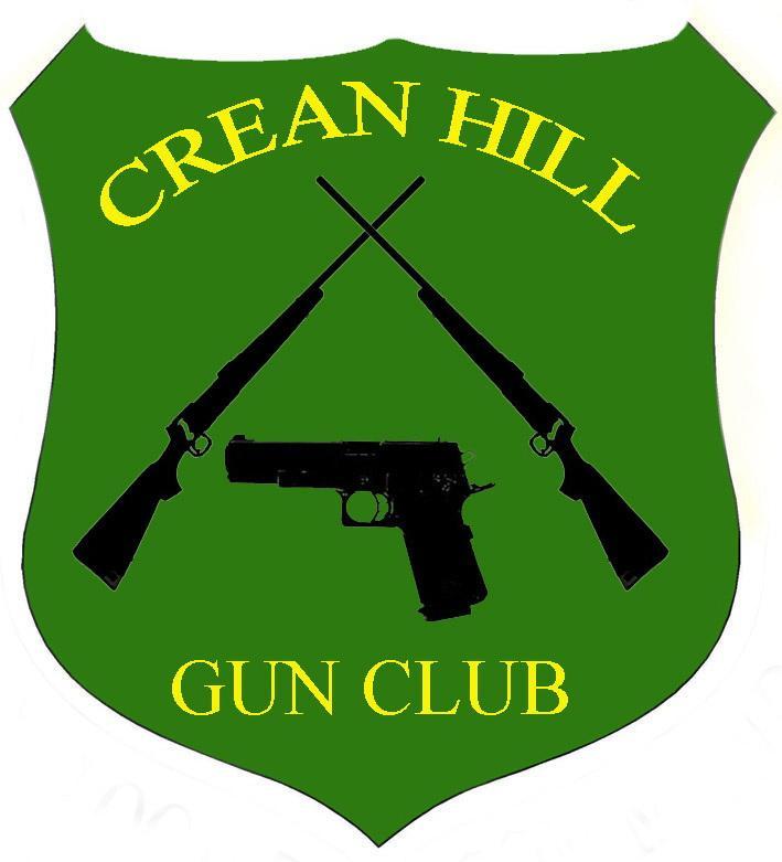 Crean Hill Gun Club logo