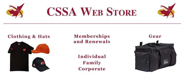CSSA Web Store Ad