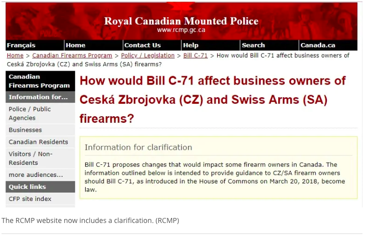 THIS WEEK: Trudeau's Options to Implement a National Gun Ban