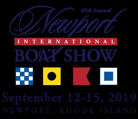 Newport Internation Boat Show, September 12-15, 2019, Newport, Rhode Island