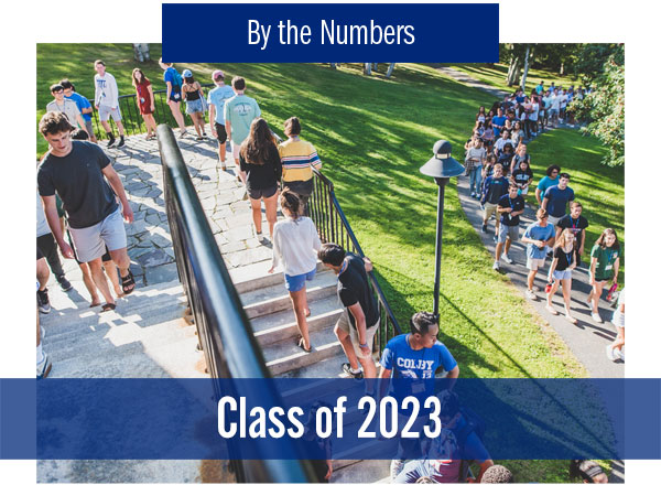 By the Numbers Class of 2023