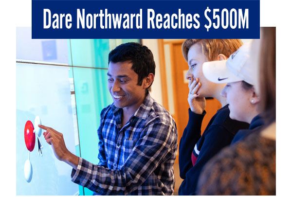 Dare Northward Reaches $500M
