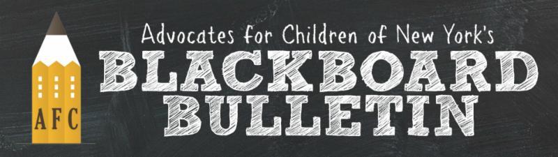 Blackboard Bulletin