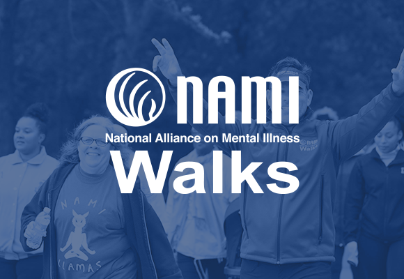 Official NAMIWalks Logo
