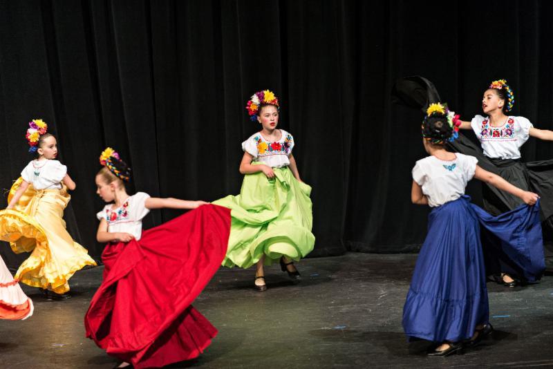 IF Mexican Folkloric