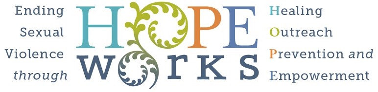 Hope works logo
