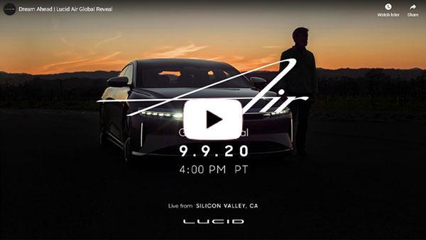 Lucid car launch