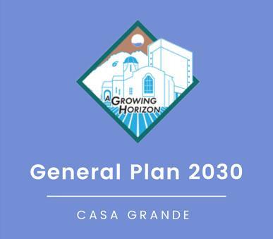 Casa Grande General Plan Update 2030