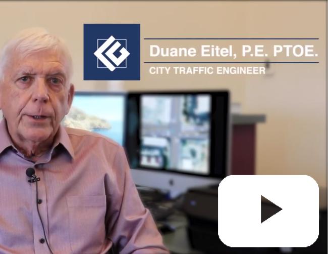 Duane Eitel - City Traffic Engineer for City of Casa Grande