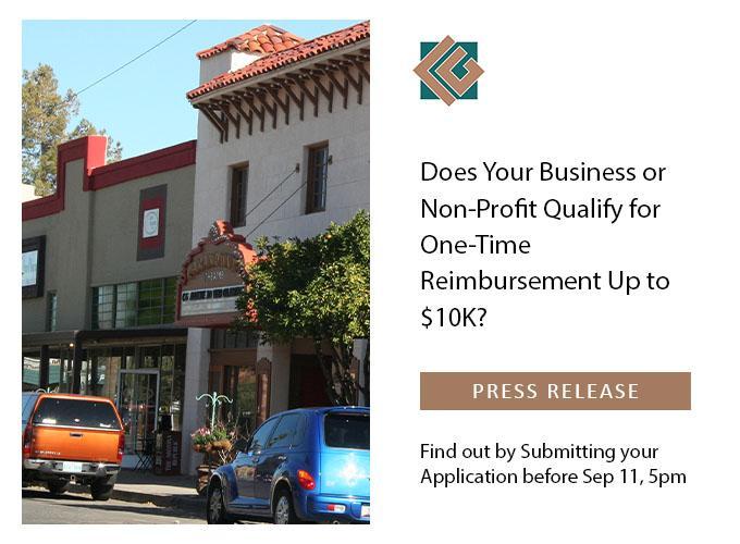 Historical downtown Casa Grande AZ