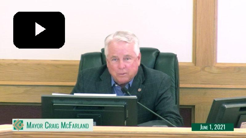 Casa Grande Mayor Craig McFarland