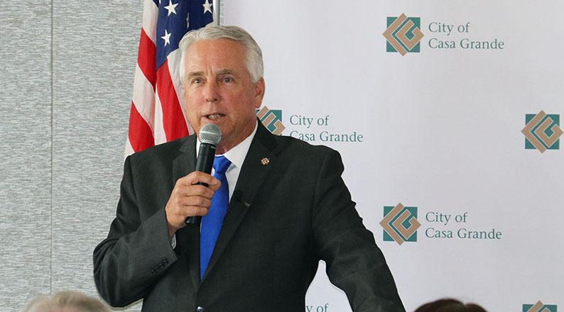 Mayor Craig McFarland