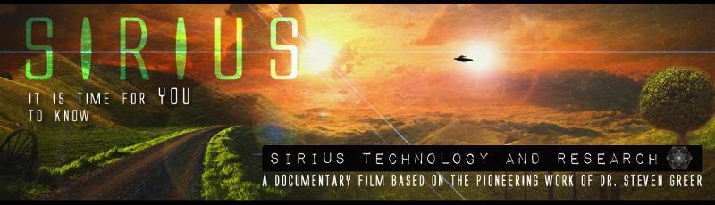 Sirius Disclosure, Dr. Steven Greer