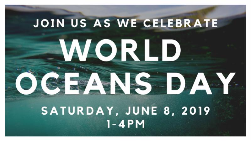 World Oceans Day 2019