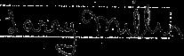 Larry Miller's signature