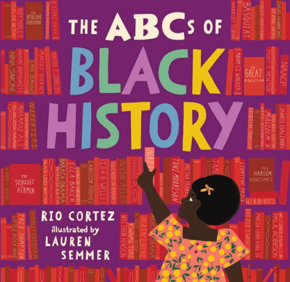 Cover of Book The ABCs of Black History