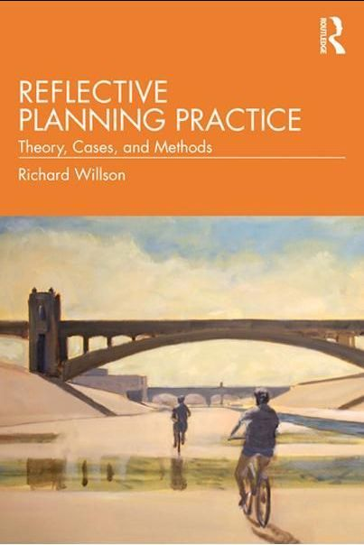 reflective planning practices book cover richard willson