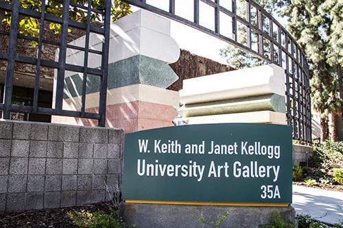 cpp kellogg university art gallery exterior