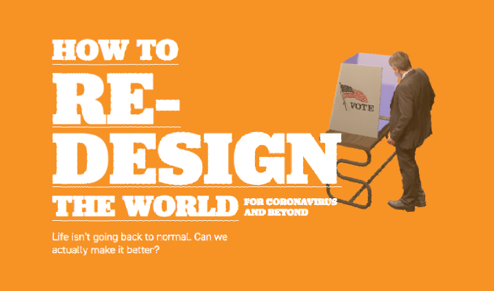 how to redesign the world
