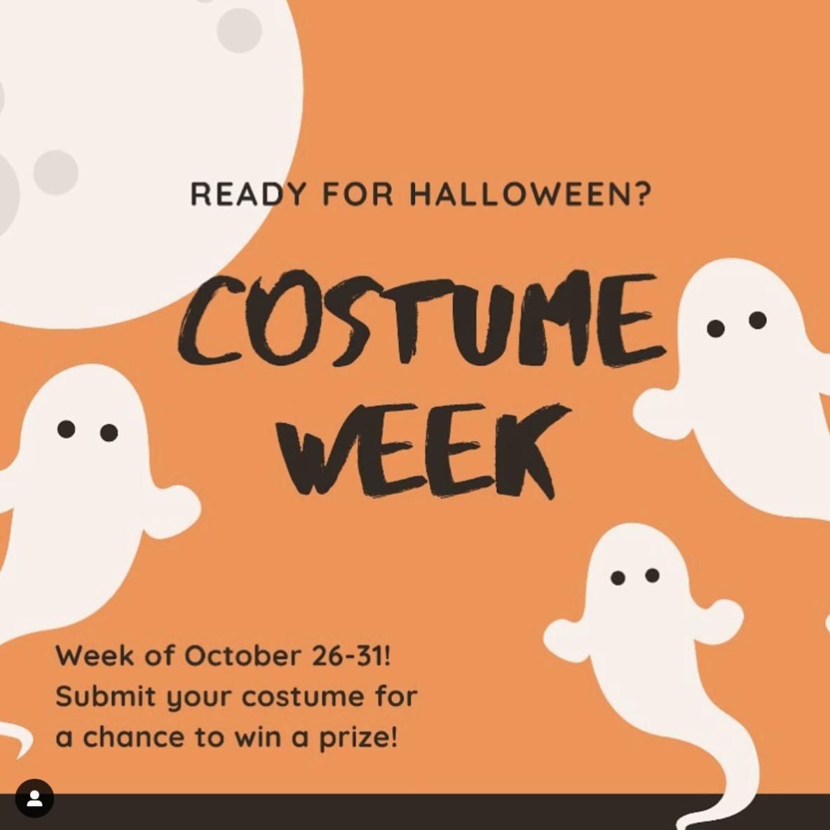 env council costume week