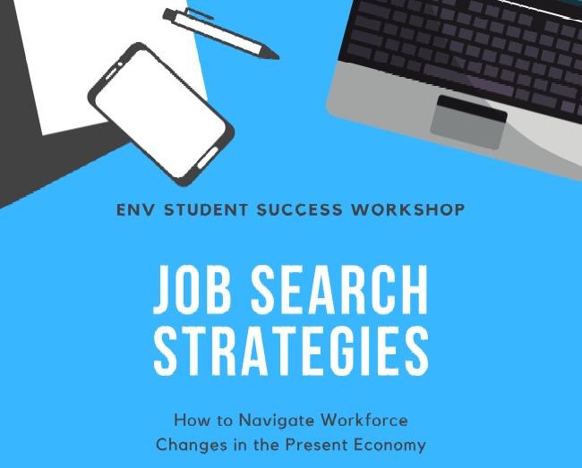 env student success zoom workshop