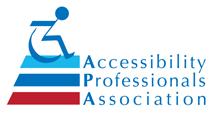 Accessibility Professionals Association logo