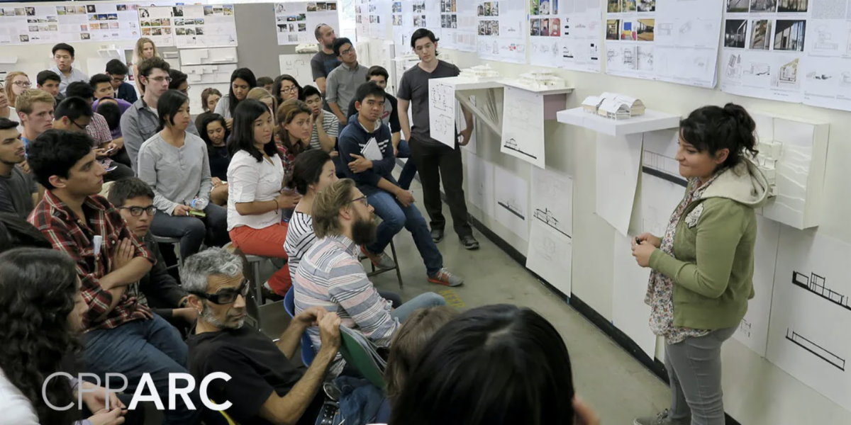 cpparc studio presentation image for archinect