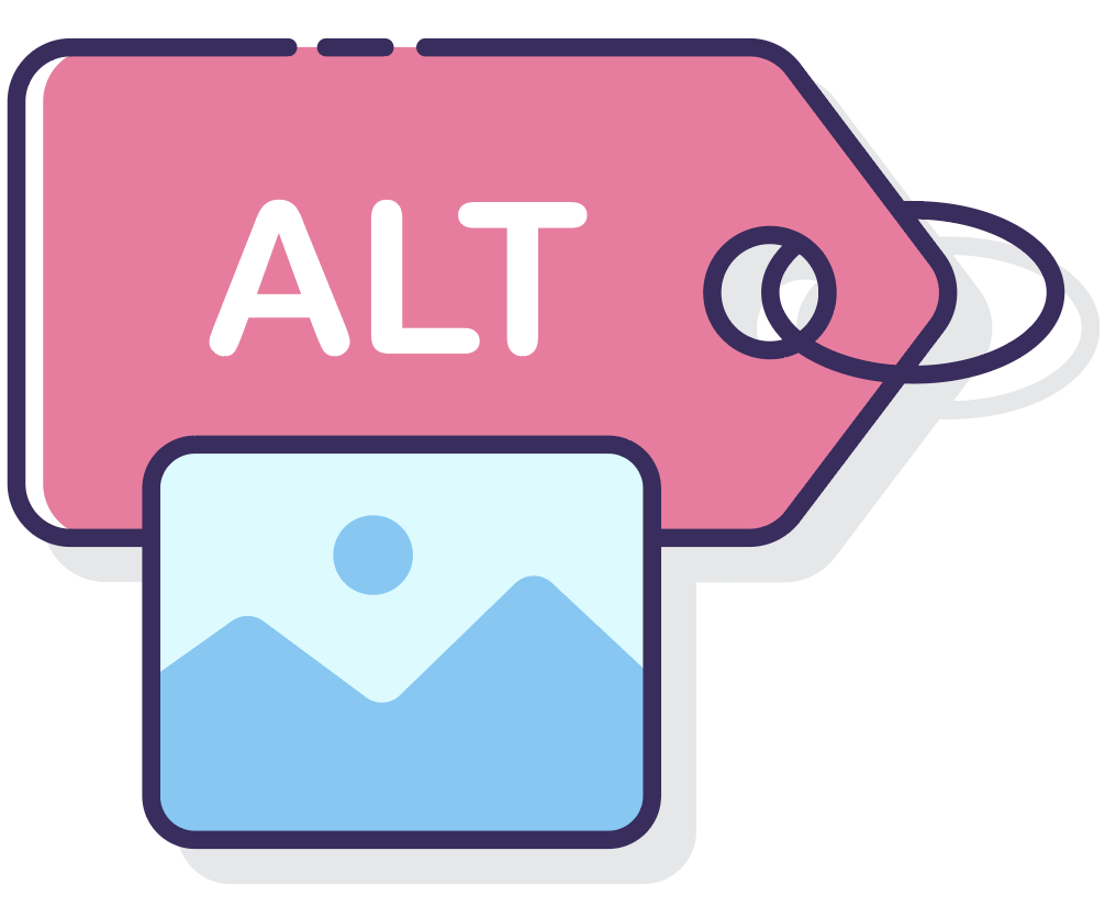 alt text illustration tag with image