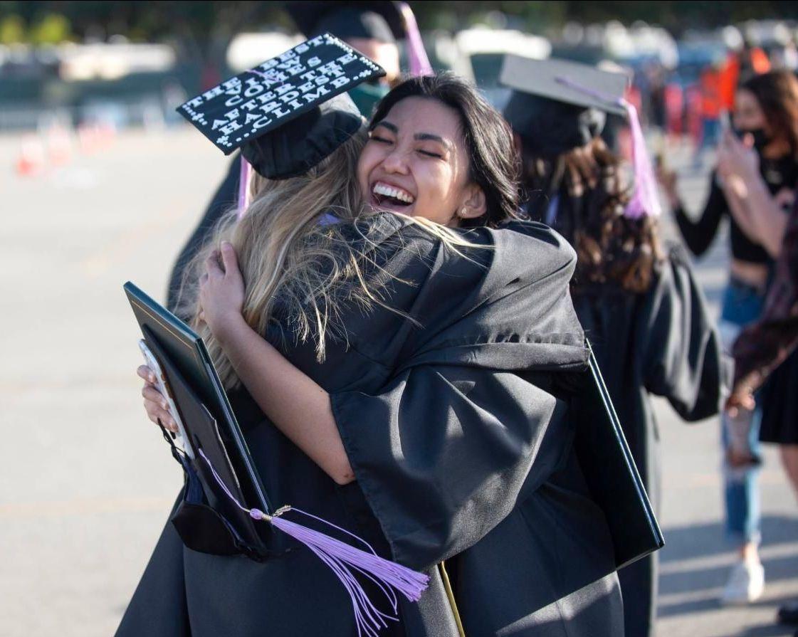 ENV graduates embracing