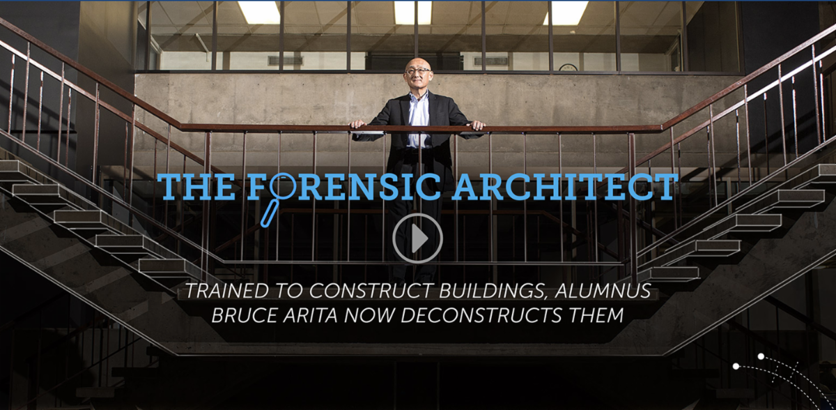 bruce arita forensic architect photo by tom zasadzinski