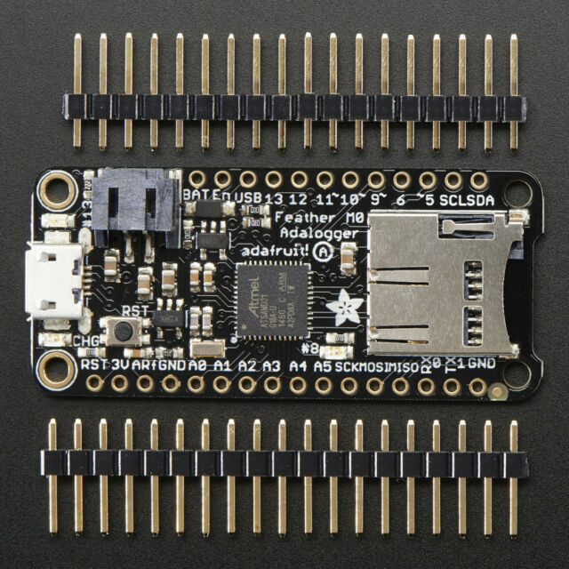 Adafruit Feather M0+ Adalogger