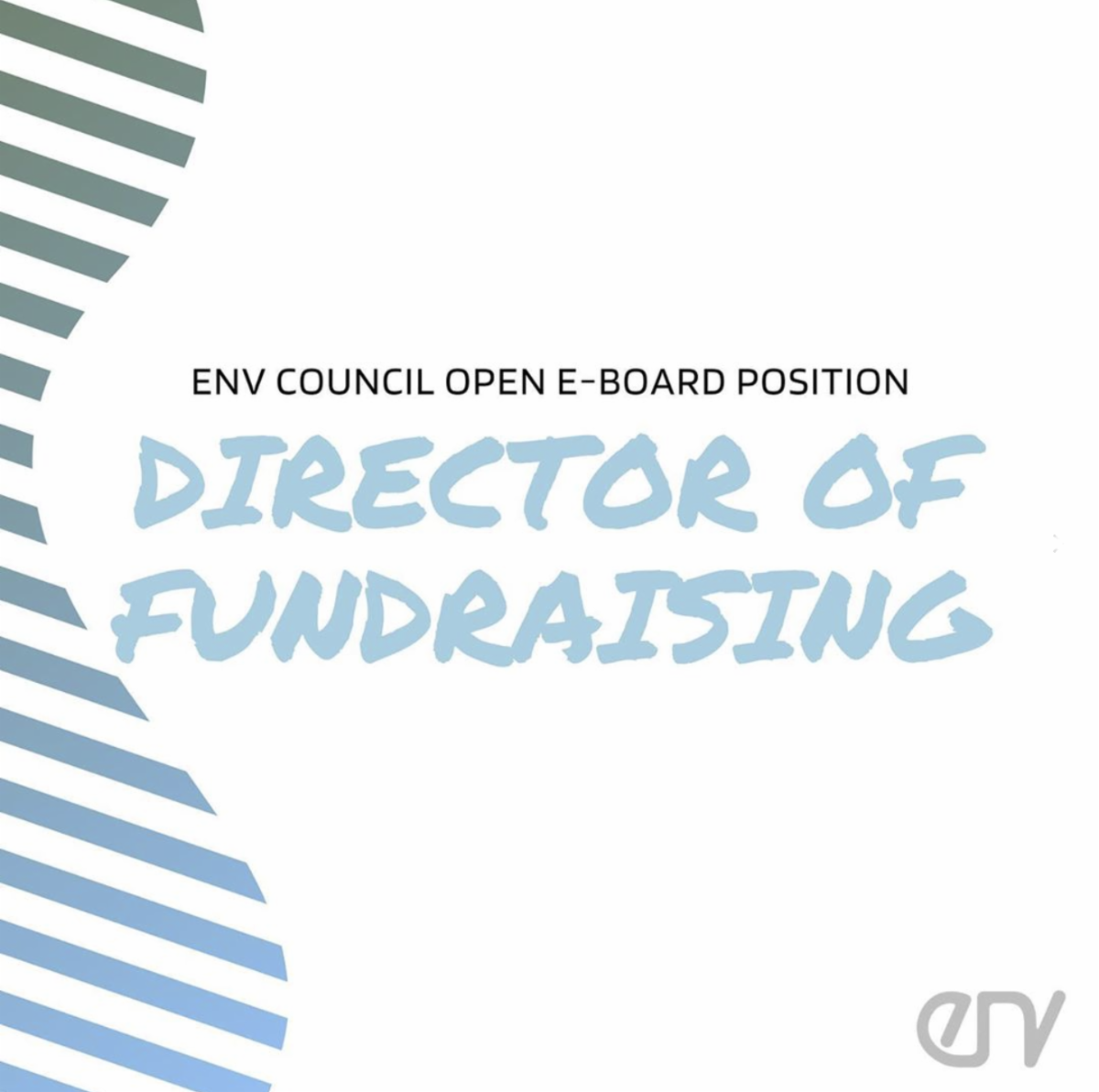 env council director of fundraiser wanted