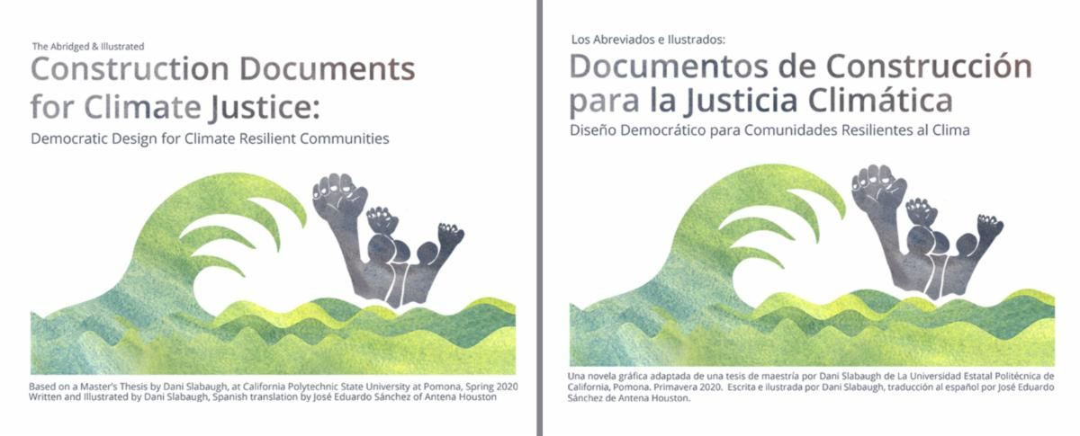 construction documents for climate justice dani slaughbaugh