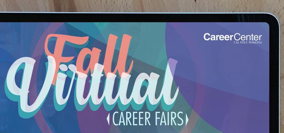 career center fall virtual fairs