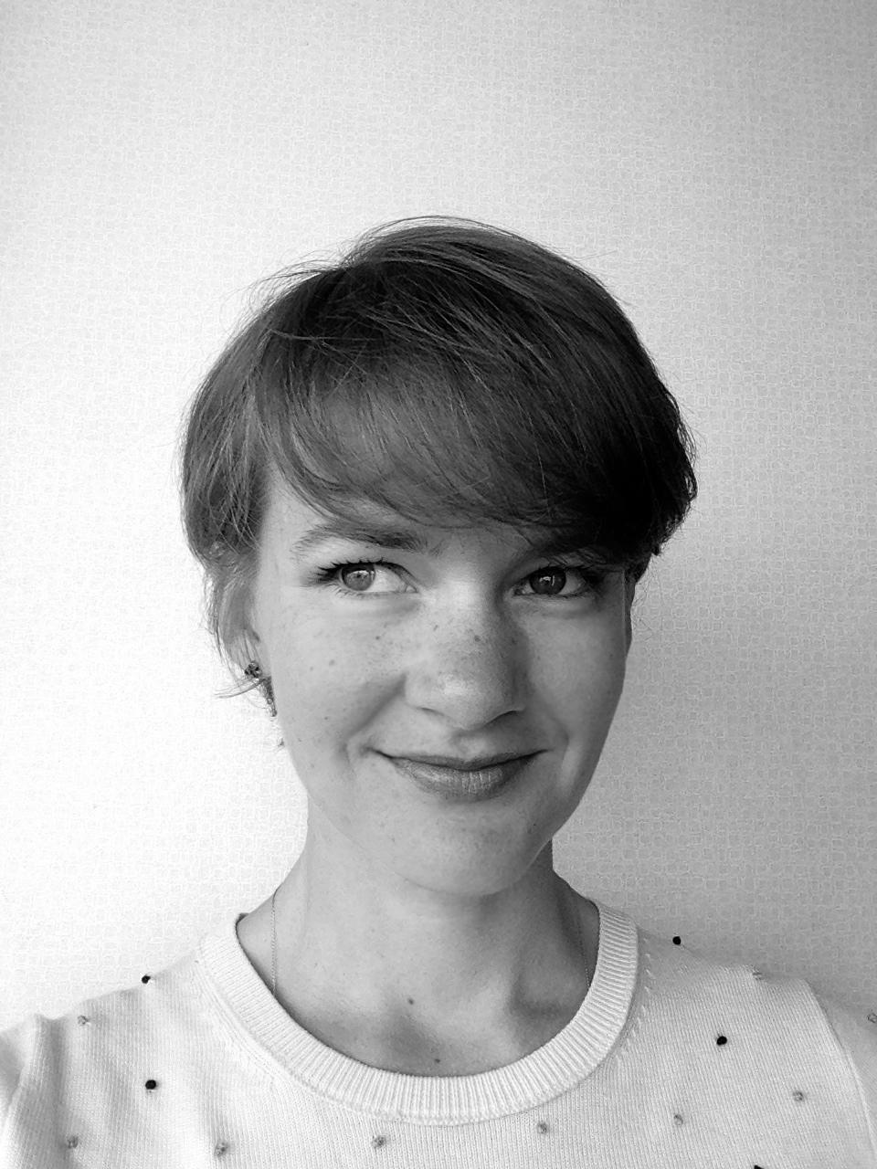 Susanna Davy 2020 Cavin Fellow