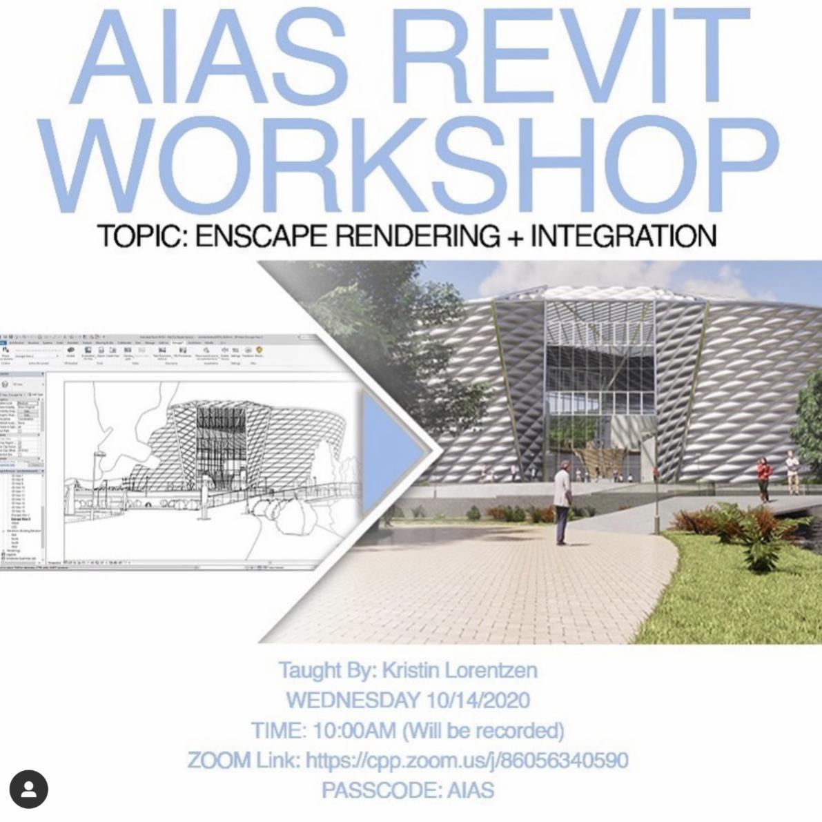 aias revit workshop taught by kristin lorentzen