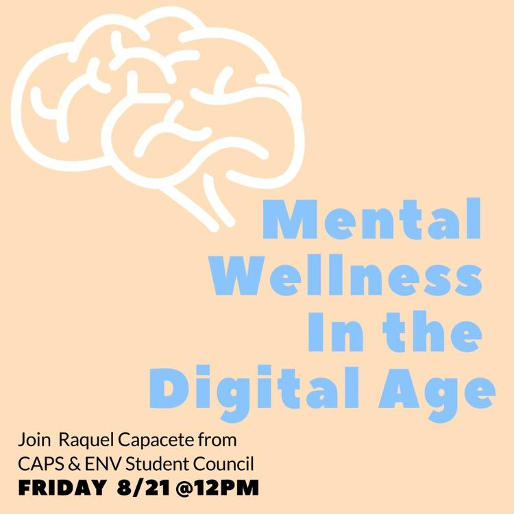 mental wellness in the digital age