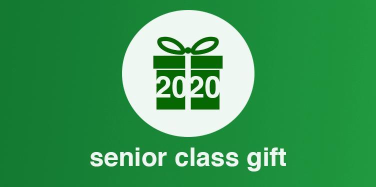 2020 senior class gift