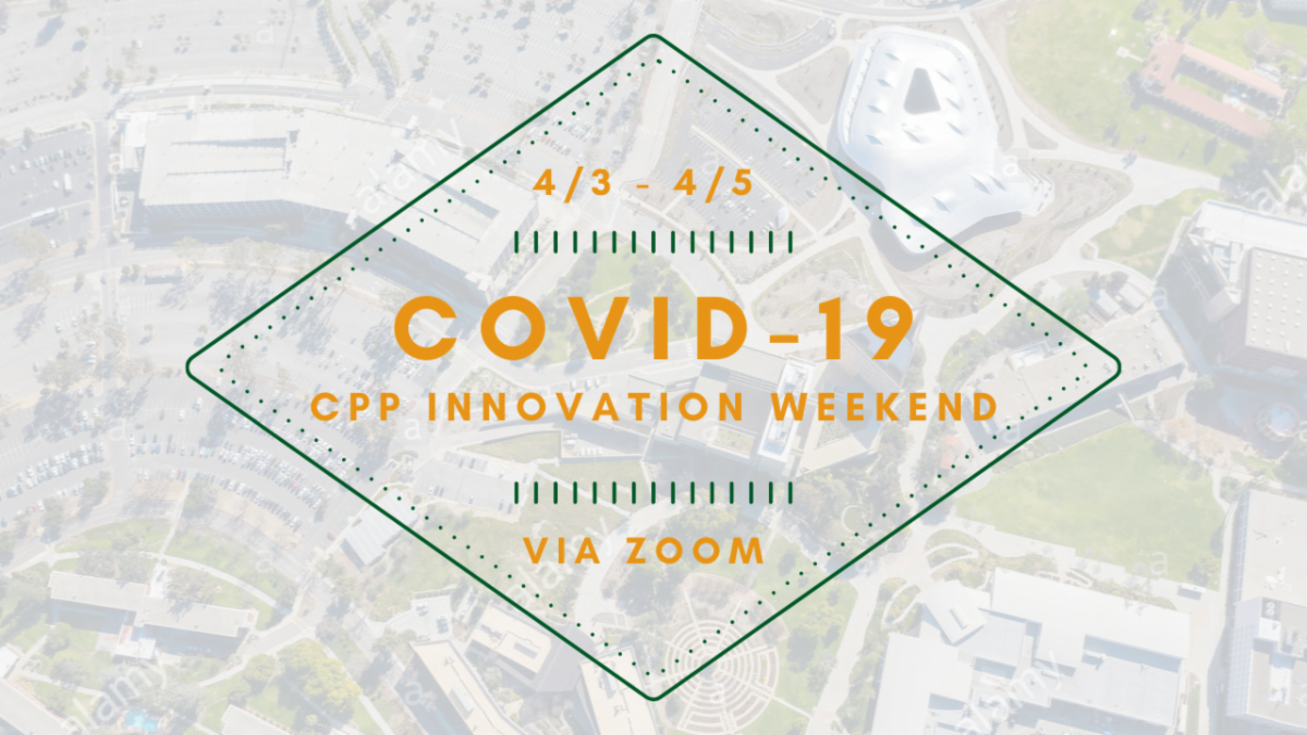 covid19 cpp innovation weekend