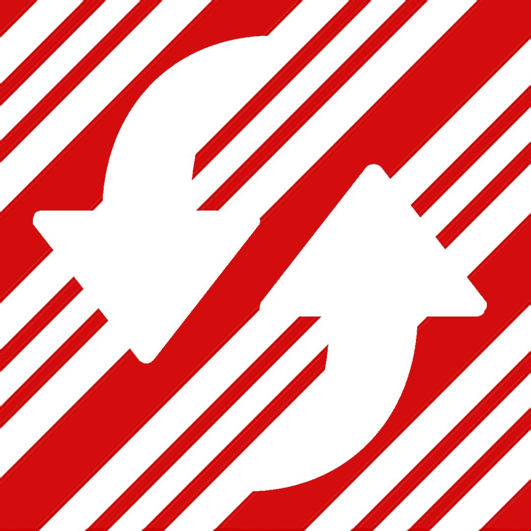 update icon red stripe