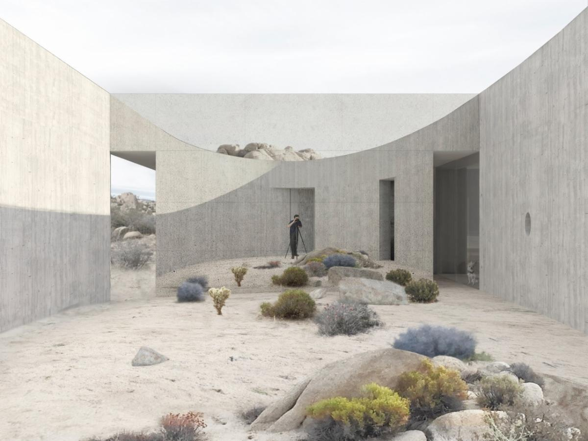 Pioneertown House Image PARA Project
