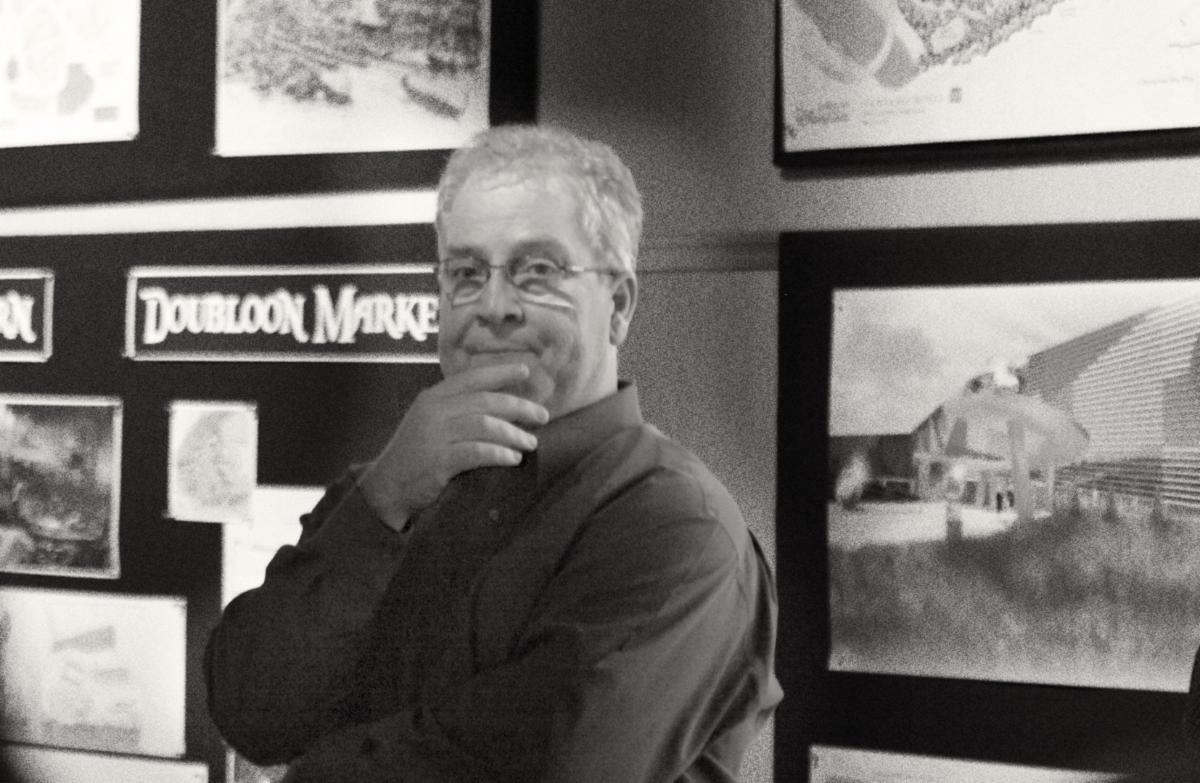 bob weis president of walt disney imagineering