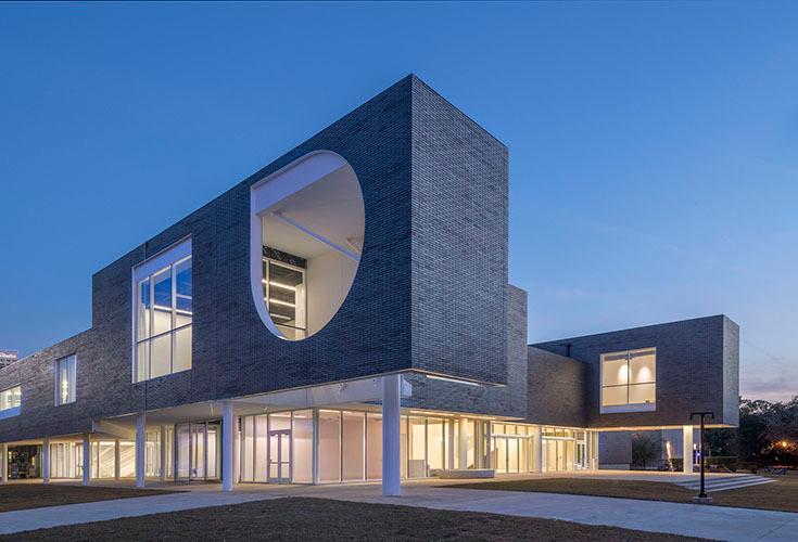 Moody Center for the Arts Houston Texas 2017 Nash Baker
