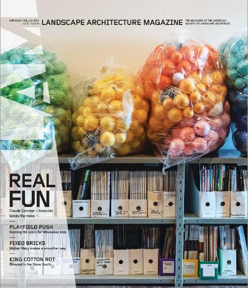april 2020 landscape architecture magazine