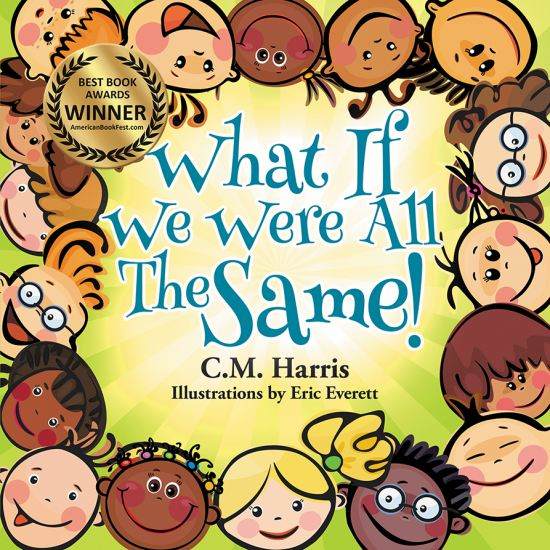 what if we were all the same book cover cm harris